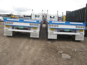 trailer plataforma,fabricacion de trailers, fabrica de trailers, trailer para tractomula