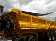 Autocarpado trailer brazos